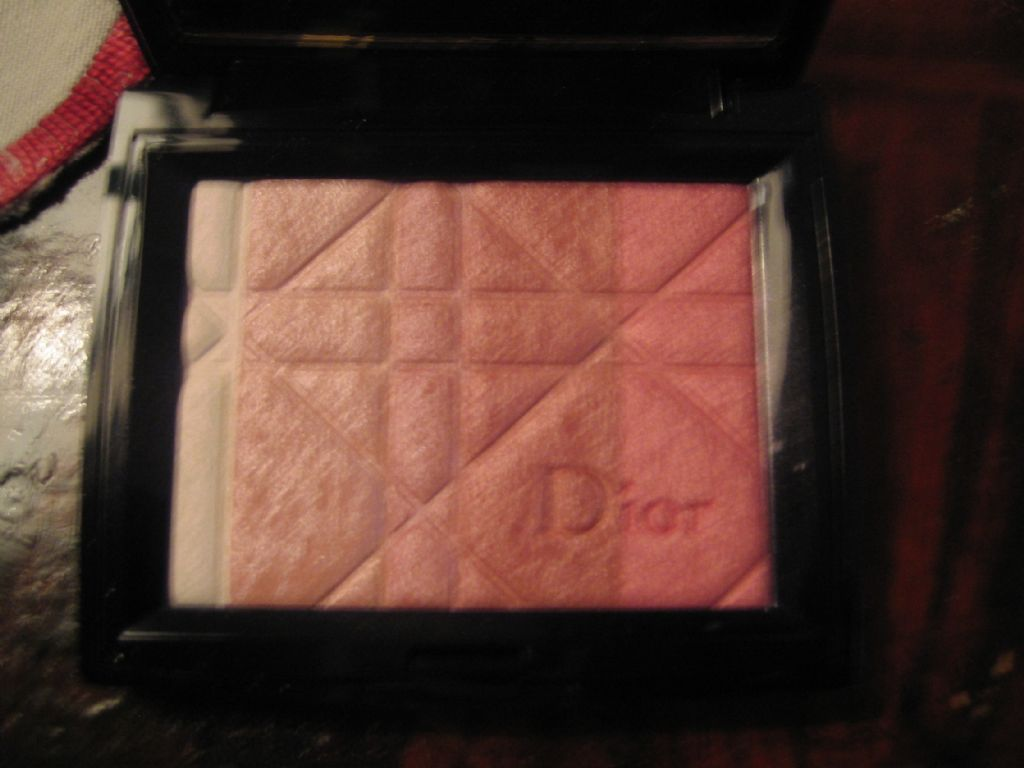"Diorskin Shimmer Star ""Rose Diamond""	 (Uploaded by maan84)"
