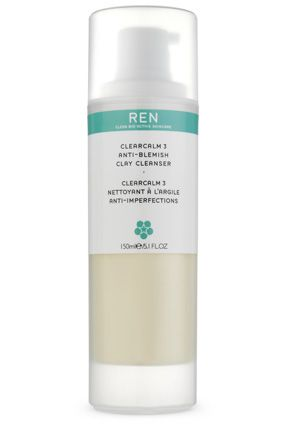 Ren ClearCalm Anti-Blemish Clay Cleanser