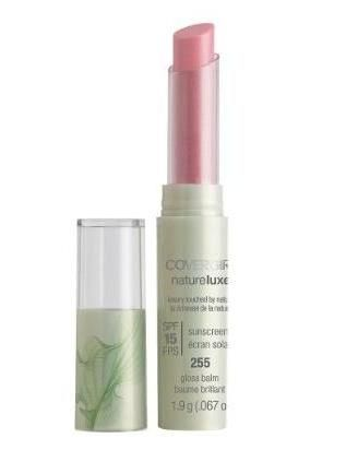 Cover Girl NatureLuxe lip balm in Marble