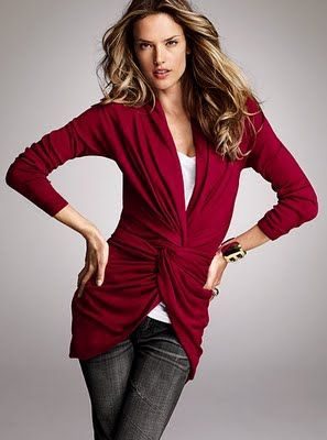 Victoria's Secret Soft and Sexy Wrap Cardigan