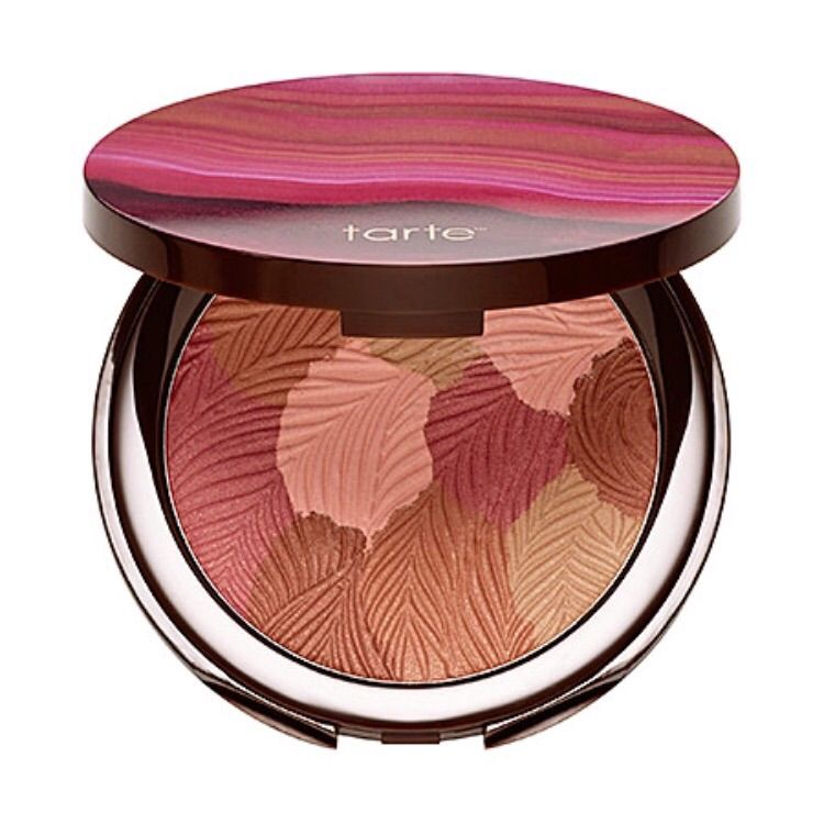 Tarte Colored clay bronzer blush Park Ave Princess in Pink Bronze ...