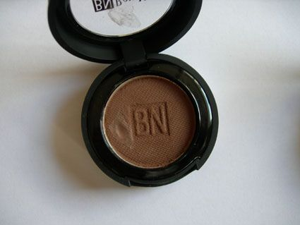 Ben Nye Cake Eyeliner in Brown (Uploaded by Beautyandmind)