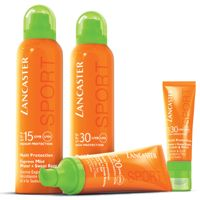 Lancaster Sunscreen products