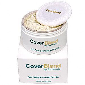 Exuviance Anti-Aging Finishing Powder-Beige
