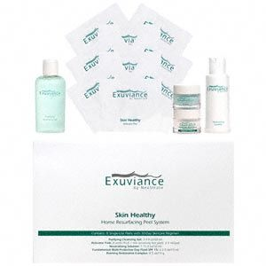 Exuviance Skin Healthy Home Resurfacing Peel System