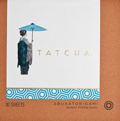 Tatcha Aburatorigami - Japanese blotting papers