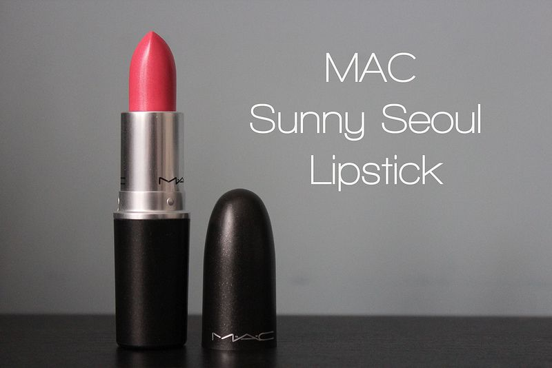 Mac Cremesheen Pearl Sunny Seoul Reviews Photos