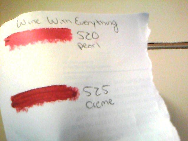 Revlon Super Lustrous Lipstick Wine With Everything