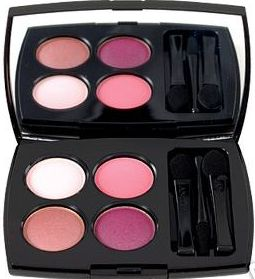 Lancome Color focus palette- pinksplash