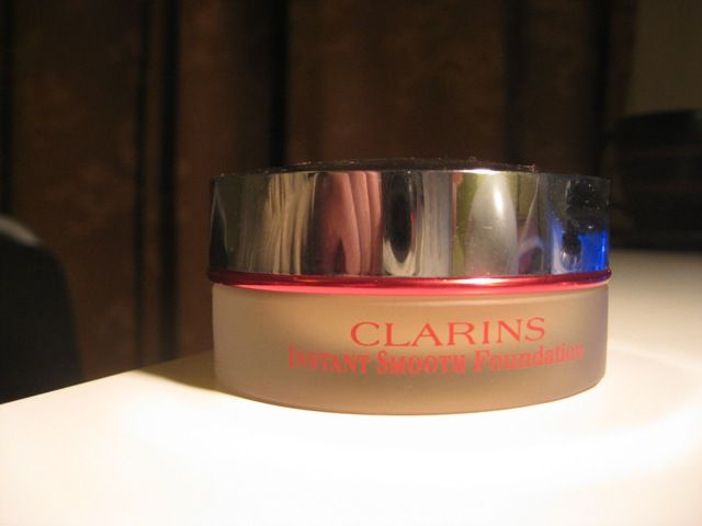 Clarins Instant Smooth Foundation (mousse)