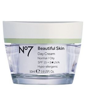 Boots  No 7 Beautiful Skin Day Cream for Normal/Oily Skin