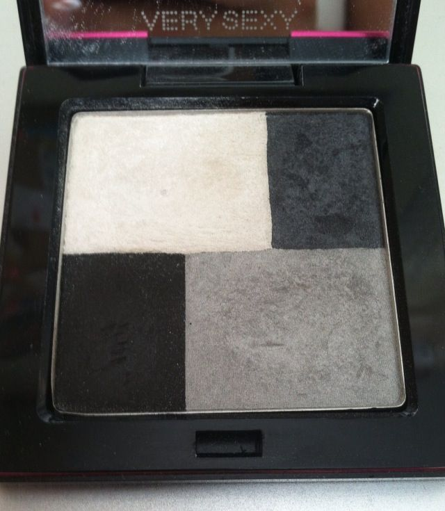 Victoria's Secret Very Sexy Mosaic eyeshadow-- Satisfied