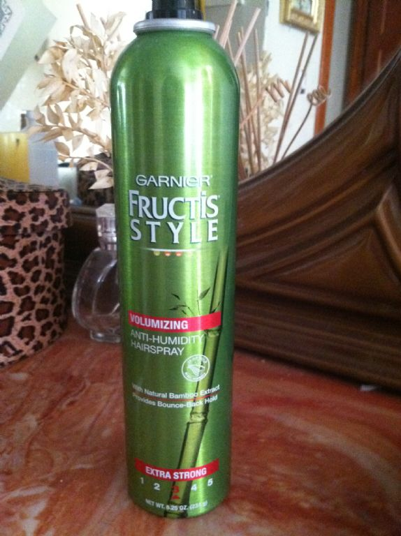 Garnier Volume Anti-Humidity Hairspray