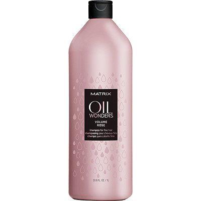 Matrix Oil Wonders Volume Rose Shampoo For Fine Hair