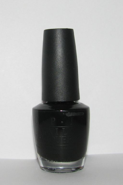 OPI Black Onyx reviews, photos - Makeupalley