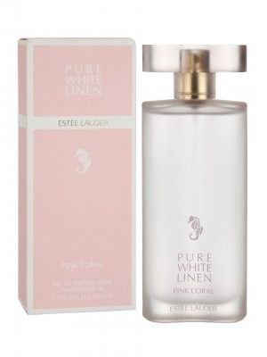 Est 233 E Lauder Pure White Linen Pink Coral Edp Reviews