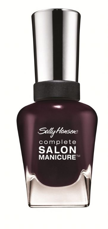 Sally Hansen Complete Salon Manicure - Pat on the Black