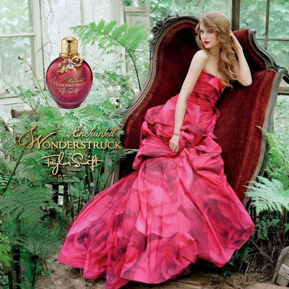Elizabeth Arden Taylor Swift Wonderstruck Enchanted