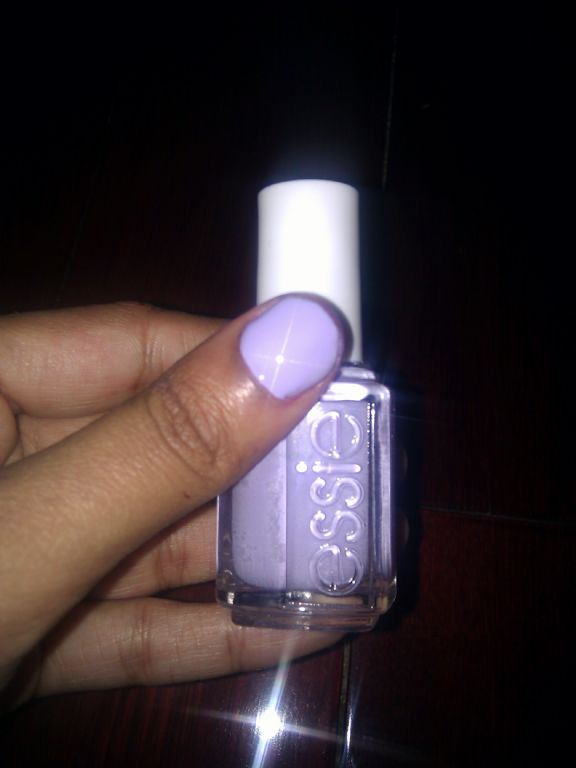 Essie Lilacism reviews, photos - Makeupalley