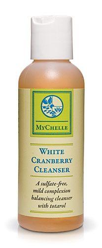 MyChelle Cranberry Cleanser