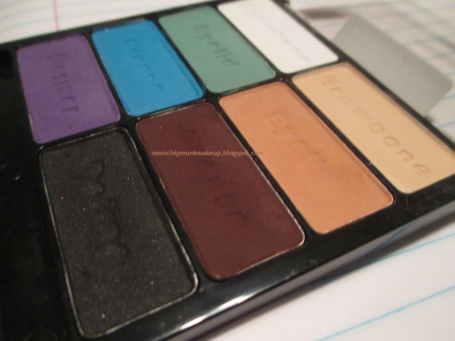 Wet 'n' Wild Drinking a Glass of Shine Palette