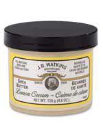 J. R. Watkins Lemon Creme Shea Butter