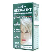 Herbatint - Permanent Haircolour Gel in 10N Platinum Blonde
