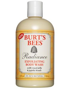 Burt's Bees Radiance Exfoilating Body Wash [DISCONTINUED]