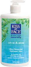 Kiss My Face Olive & Aloe Moisturizer