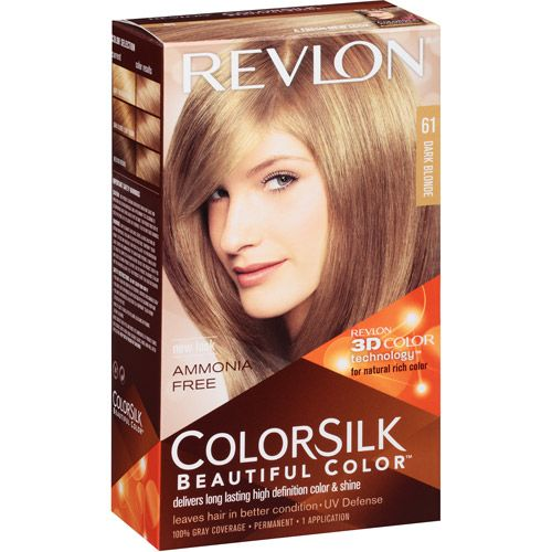 Revlon Colorsilk in Dark Blonde