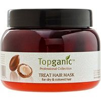 Topganic - Treat Hair Mask Enriched with Argan Oil from Morocco