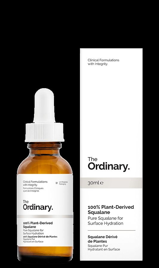 100% Plant-Derived Squalane by the ordinary #5