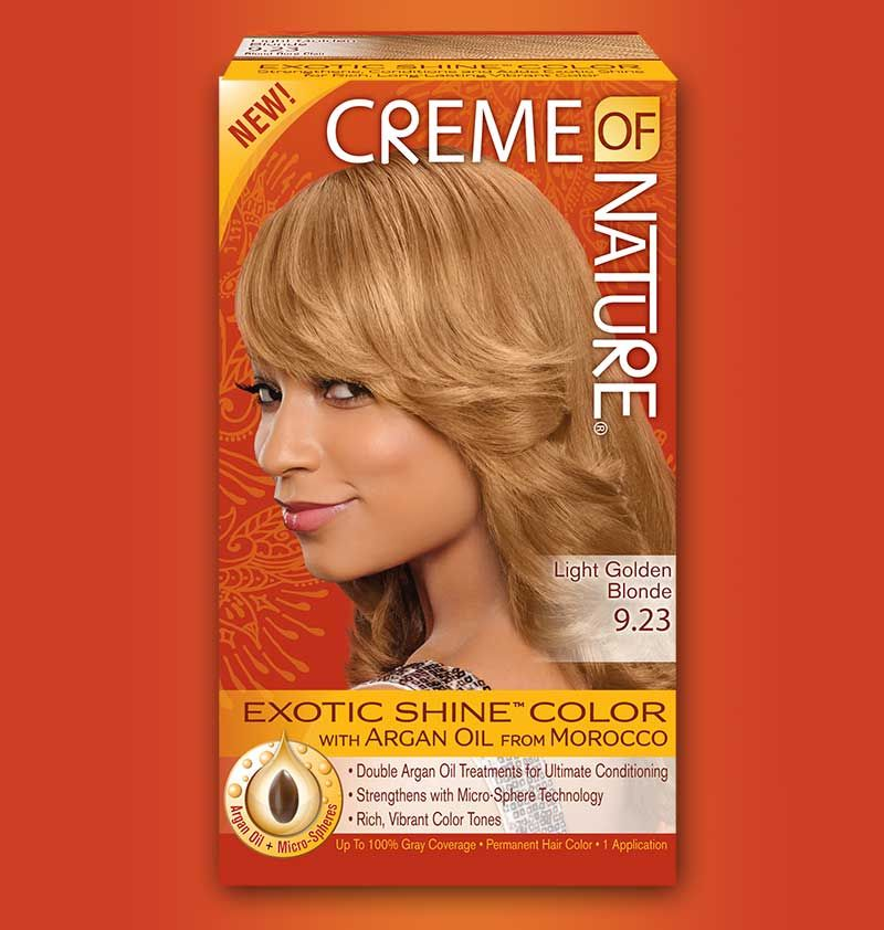 Creme Of Nature Permanent Hair Color Reviews Photo