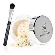 E.L.F. Mineral Blemish Powder