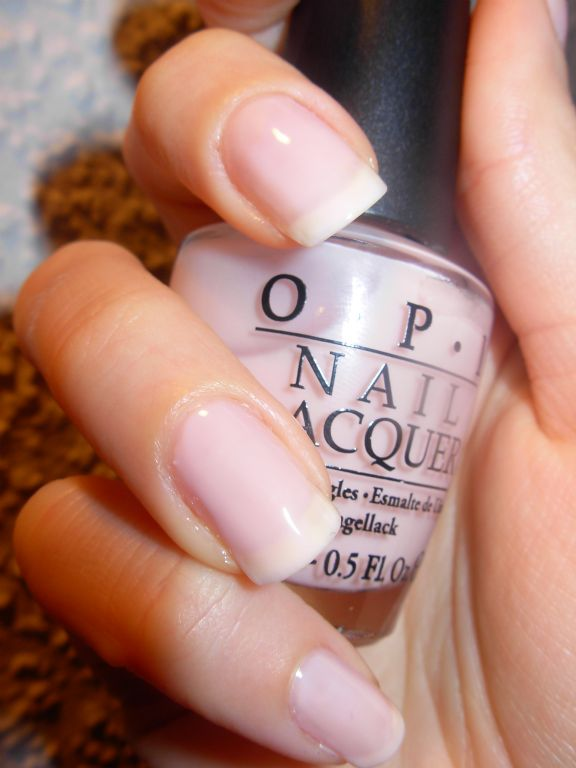 OPI Bubble Bath Reviews Photos Ingredients