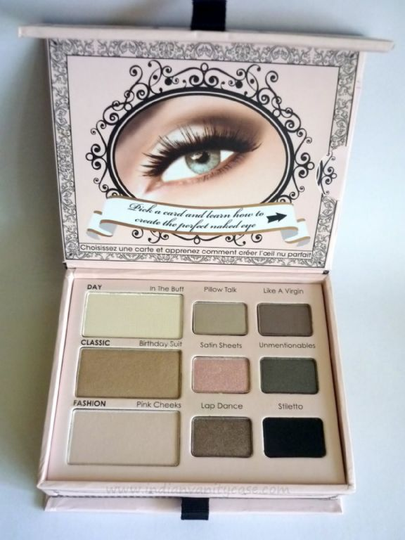 Too Faced Naked Eye Kit Reviews Photos Makeupalley