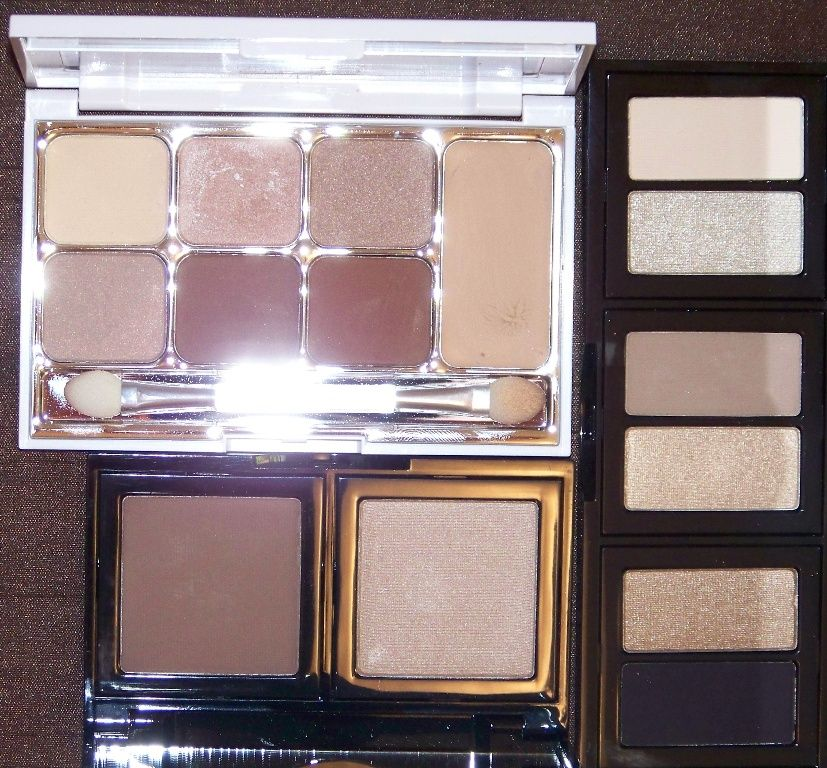 Sonia Kashuk Eye Shadow Palette - Perfectly Neutral