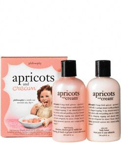 Philosophy Apricots and Cream 3-in-1