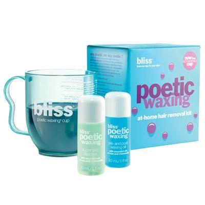 Bliss poetic waxing microwaveable waxing kit reviews photo bliss poetic waxing microwaveable waxing kit solutioingenieria Choice Image