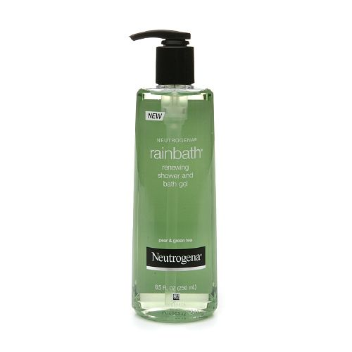 Neutrogena Rainbath Renewing Pear & Green Tea Shower and Bath Gel ...