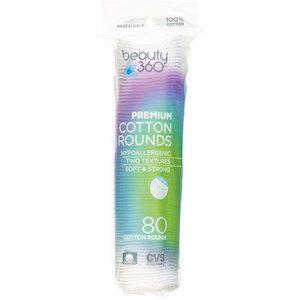 CVS Beauty 360 Premium Cotton Rounds reviews, photo Sorted