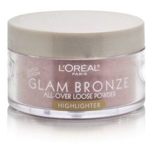 L'Oreal Glam Bronze All-Over Loose Powder in Rose Dusk