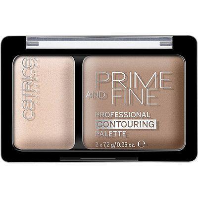 Prime & Fine Professional Contouring Palette