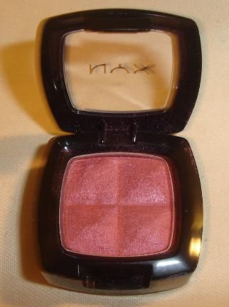 NYX Single Eye Shadow - Red Bronze