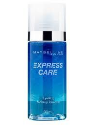 Maybelline Express Care Eye & Lip Makeup remover