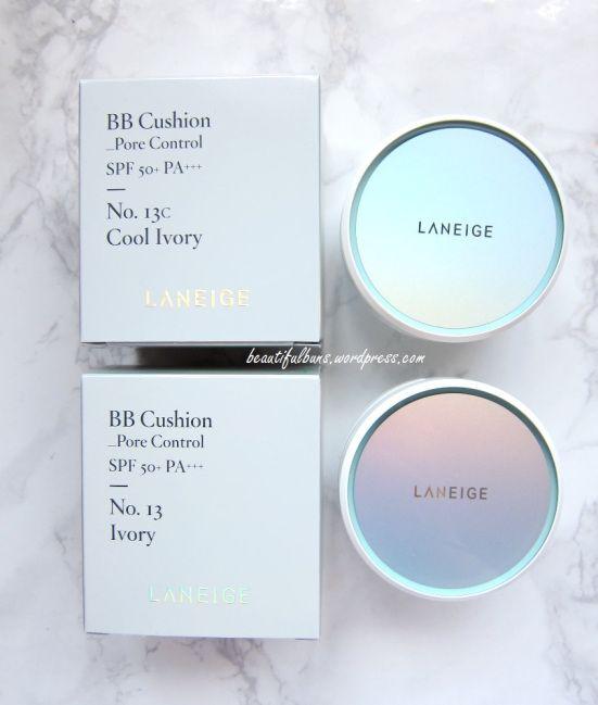 Laneige Bb Cushion Pore Control Spf50 Reviews Photos Ingredients