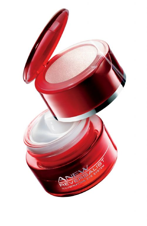 Avon Anew Reversalist illuminating eye system