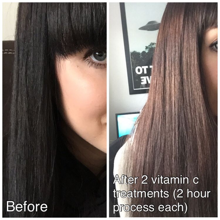 Vitamin C Hair Color Remover Reviews Photos Filter Reviewer Skin