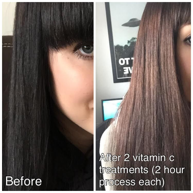 Vitamin C Hair Color Remover Reviews Photos Makeupalley