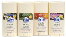 Tom's of Maine Natural Deodorant